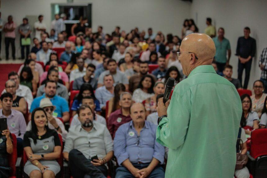Agenda em Porto Velho (quinta-feira, 05 de março de 2020)