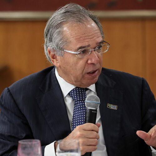 Comissão mista ouve na quinta-feira ministro da Economia, Paulo Guedes