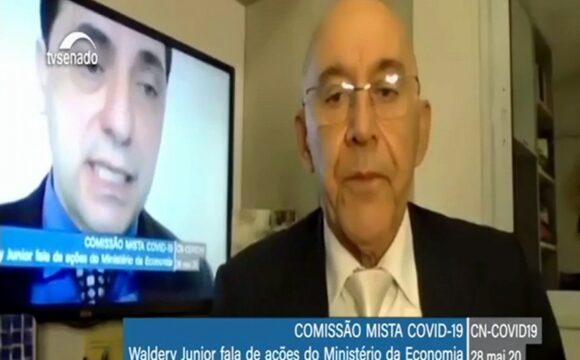 Secretário de Fazenda admite prorrogação de auxílio, mas no valor de R$ 200