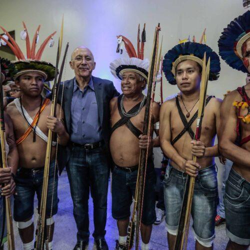 O índio e o coronavírus