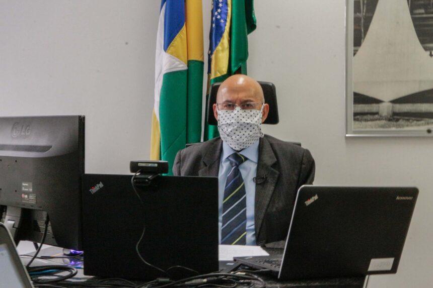 Reunião da Comissão da Covid-19 com consórcios de governadores mostrou o outro lado do balcão, diz Confúcio Moura