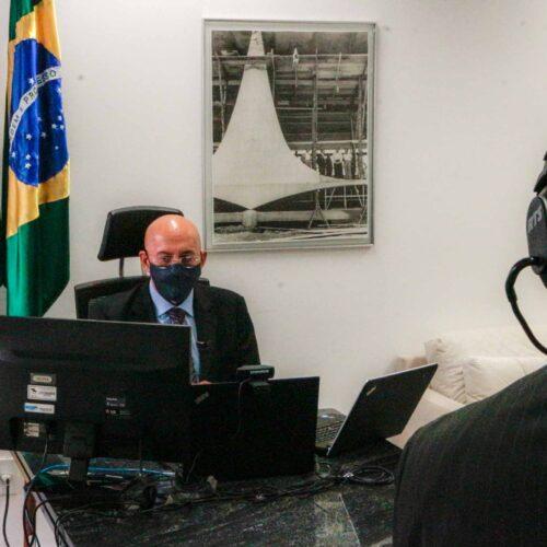 Não há estoque de cloroquina para covid-19, diz ministro da Saúde