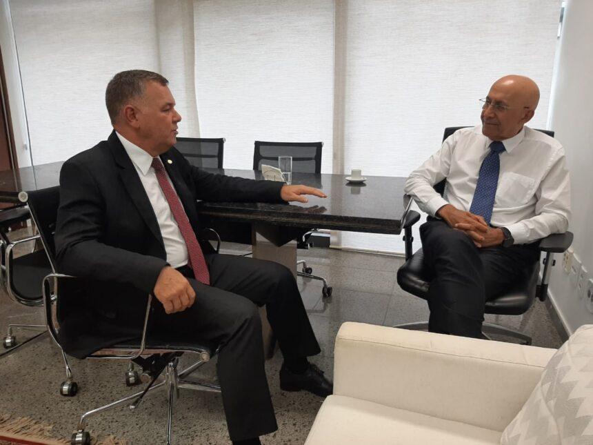 Confúcio afirma que reeleição do deputado Mosquini na coordenação da bancada federal de Rondônia era esperada