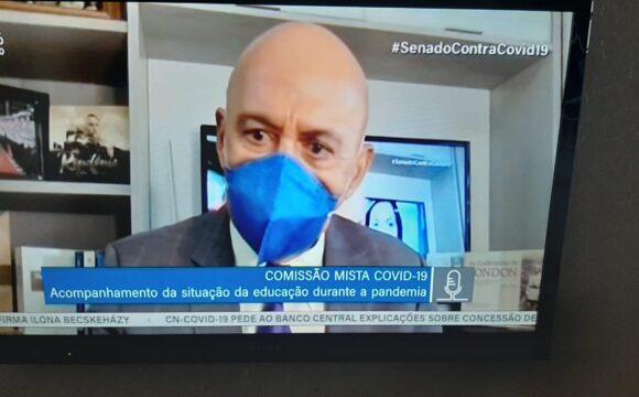 Decisão do STF sobre proteção de indígena na pandemia repercute em audiência da comissão da covid-19