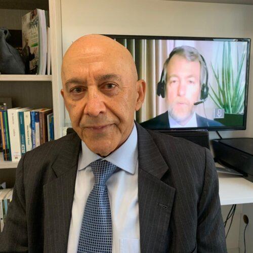Confúcio Moura destaca nível elevado de audiência pública destasegunda-feira e afirmaque os dados serão debatidos com Paulo Guedes
