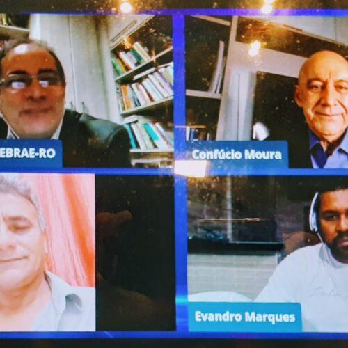Palestra de Confúcio  aborda situação política, econômica e social do Brasil