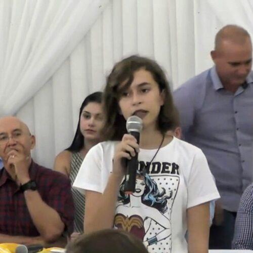 Poema de Raíssa – Alta Floresta do Oeste, Rondônia.
