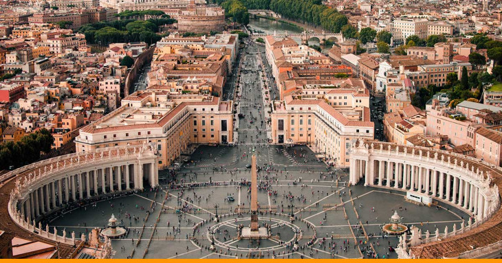 Itália – O passeio continuou no Vaticano (15.07.2019) Capítulo 4