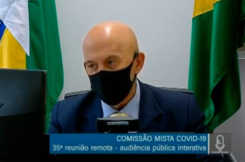 Comissão da covid-19 deve realizar mais quatro audiências públicas até o fim do ano