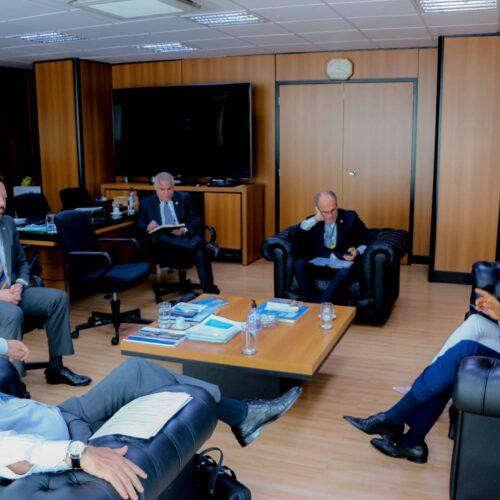 Agenda em Brasília,  quinta-feira, 15 de outubro