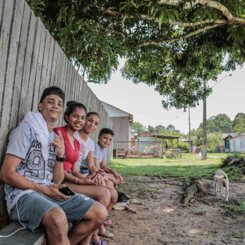 INCLUSÃO DIGITAL  – Comunidades indígenas agradecem apoio do senador Confúcio Moura