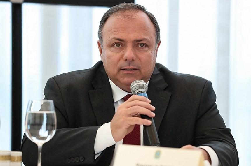 Comissão da covid-19 ouve ministro da Saúde sobre testes prestes a vencer