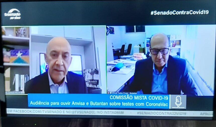 Anvisa e Butantan esclarecem dúvidas sobre a suspensão dos testes da vacina Coronavac no Brasil